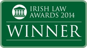 irish law awards 2014 winner