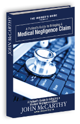 medical negligence claim guide