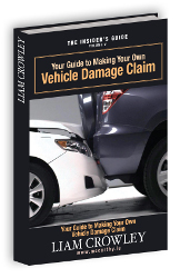 vehicle damage claim guide