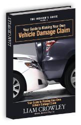 vehicle damage claim guide