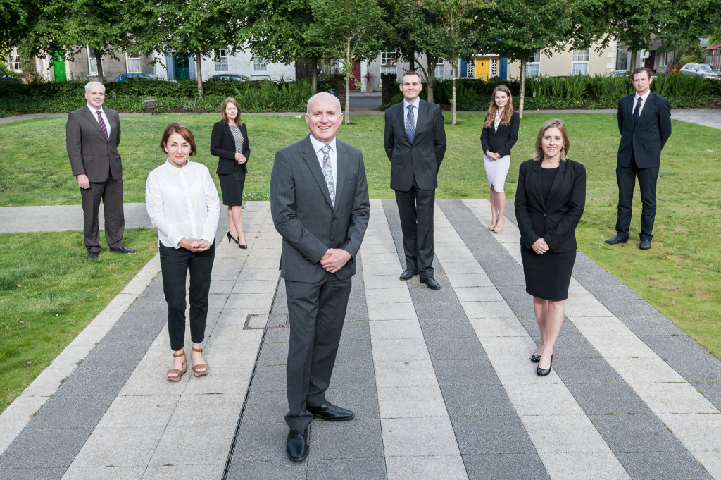 The Team at McCarthy & Co. Solicitors Clonakilty - Irish Law Awards Finalists 2016