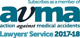 mccarthy and co solictors member of avma lawyers service