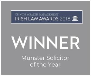 irish law awards 2018 munster solicitor of the year