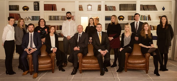 McCarthy & Co. Solicitors Team