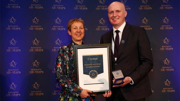 Flor McCarthy receives All-Star Accreditation