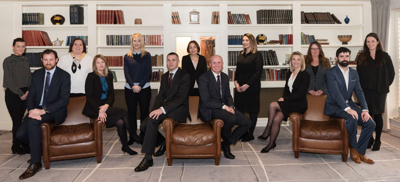 McCarthy + Co Team