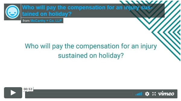 Who will pay the compensation?