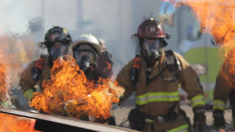 Emergency Services Personnel - Firefighters