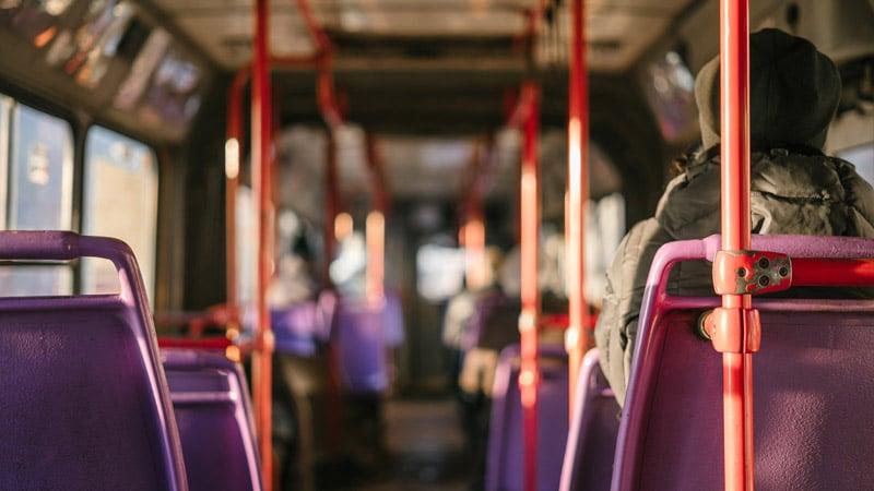 Public transport accident